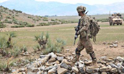 Finisce la Guerra in Afghanistan